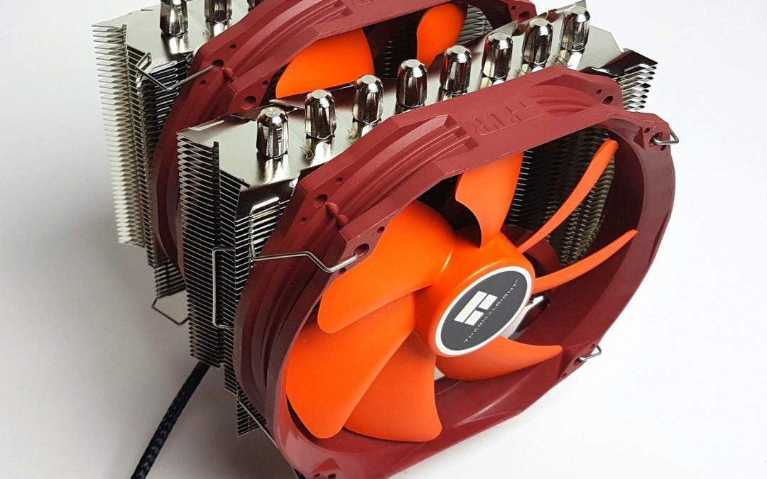 Thermalright Silver Arrow IB-E-Extreme Rev.B CPU Air Cooler Review