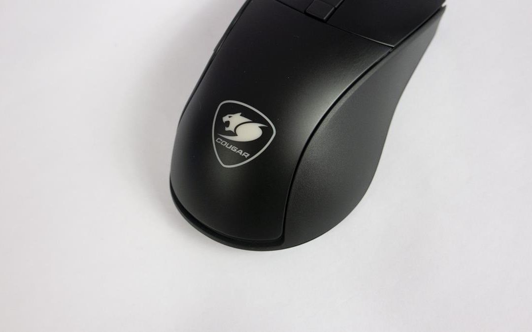 Cougar Surpassion RX Wireless Optical Gaming Mouse Review