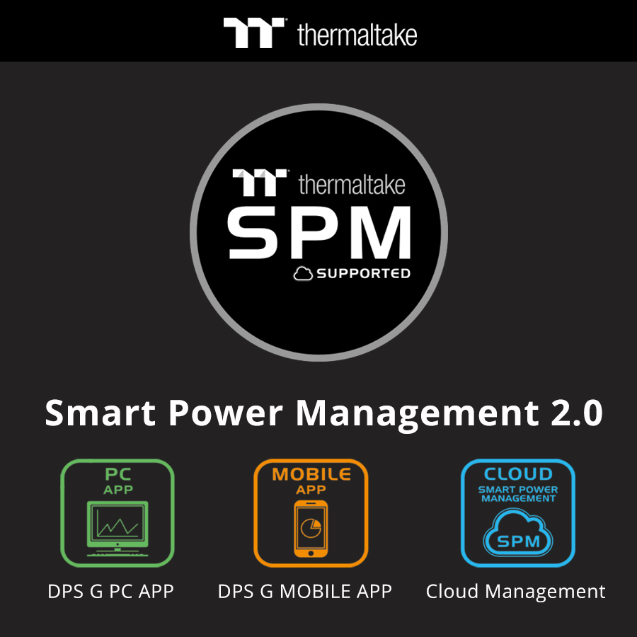 Thermaltake Smart Power Management 2.0