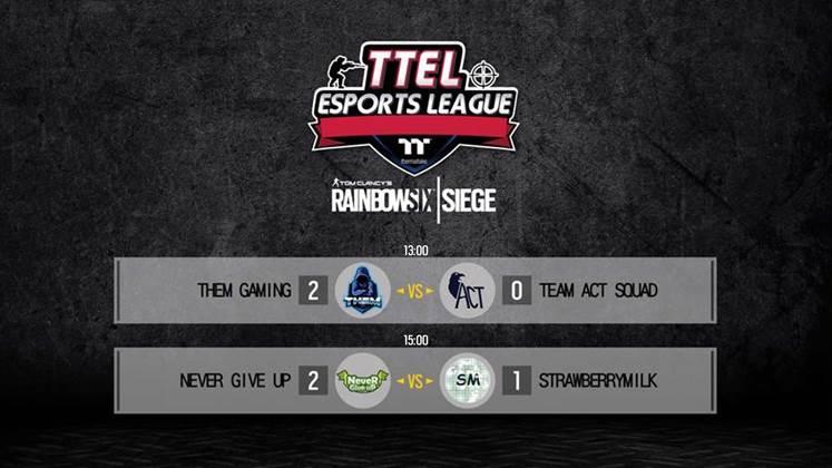 2020 TTEL Thermaltake Esports League