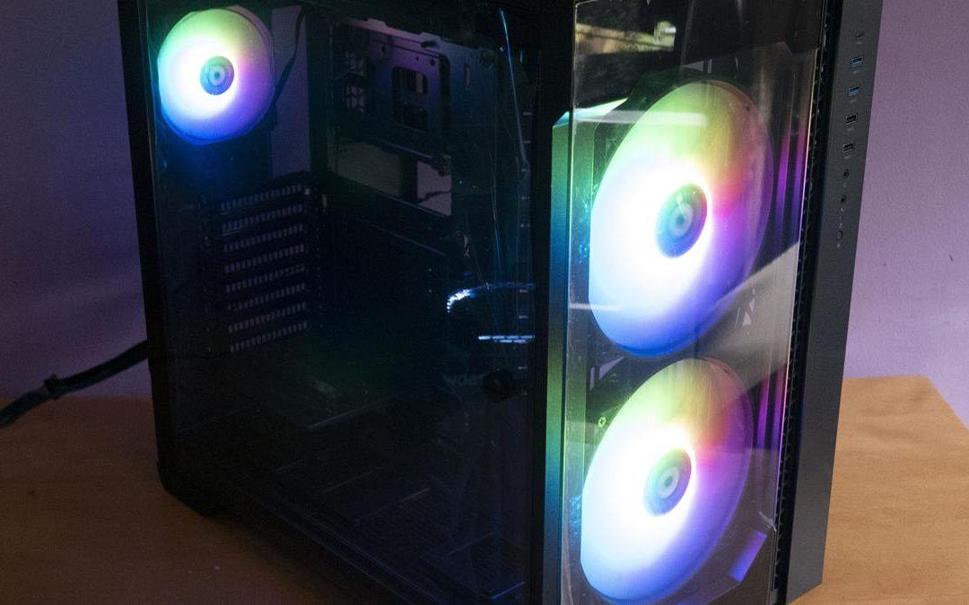 Thermaltake View 51 TG ARGB PC Case Review