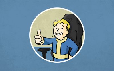 noblechairs announces a new multi-year partnership with Bethesda Softworks to create officially licensed gaming chairs