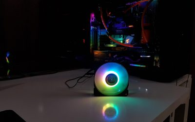 GELID Solutions Radiant/Radiant-D RGB Fans Review