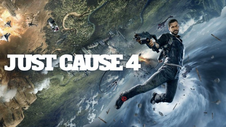 JUST CAUSE 4 Standard Edition- Free From EPIC Games
