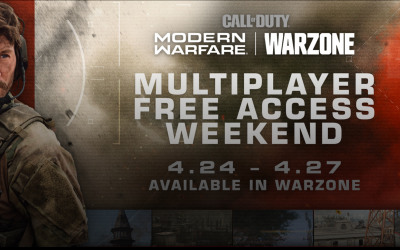 Modern Warfare Free Weekend