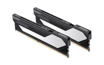 ZADAK ANNOUNCES NEW LOW-PROFILE TWIST SERIES DDR4 MEMORY MODULES