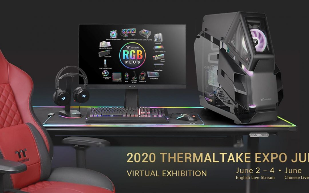 Thermaltake Expo – Day 1 News