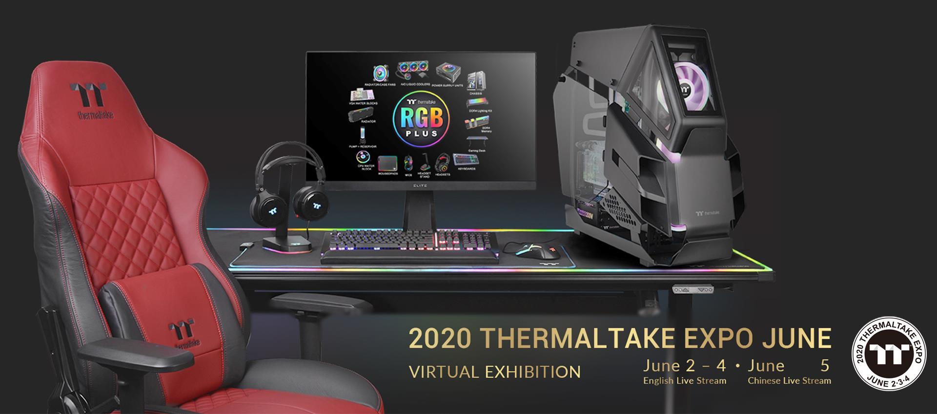Thermaltake Expo – Day 1 News