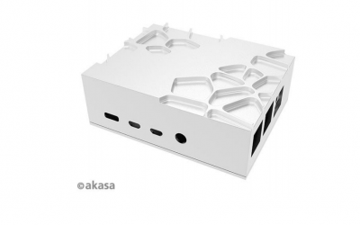 Akasa Releases Pi-4 Pro and Gem Pro cases for the Raspberry Pi 4