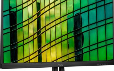 AOC launches three new high resolution monitors from the E2 series