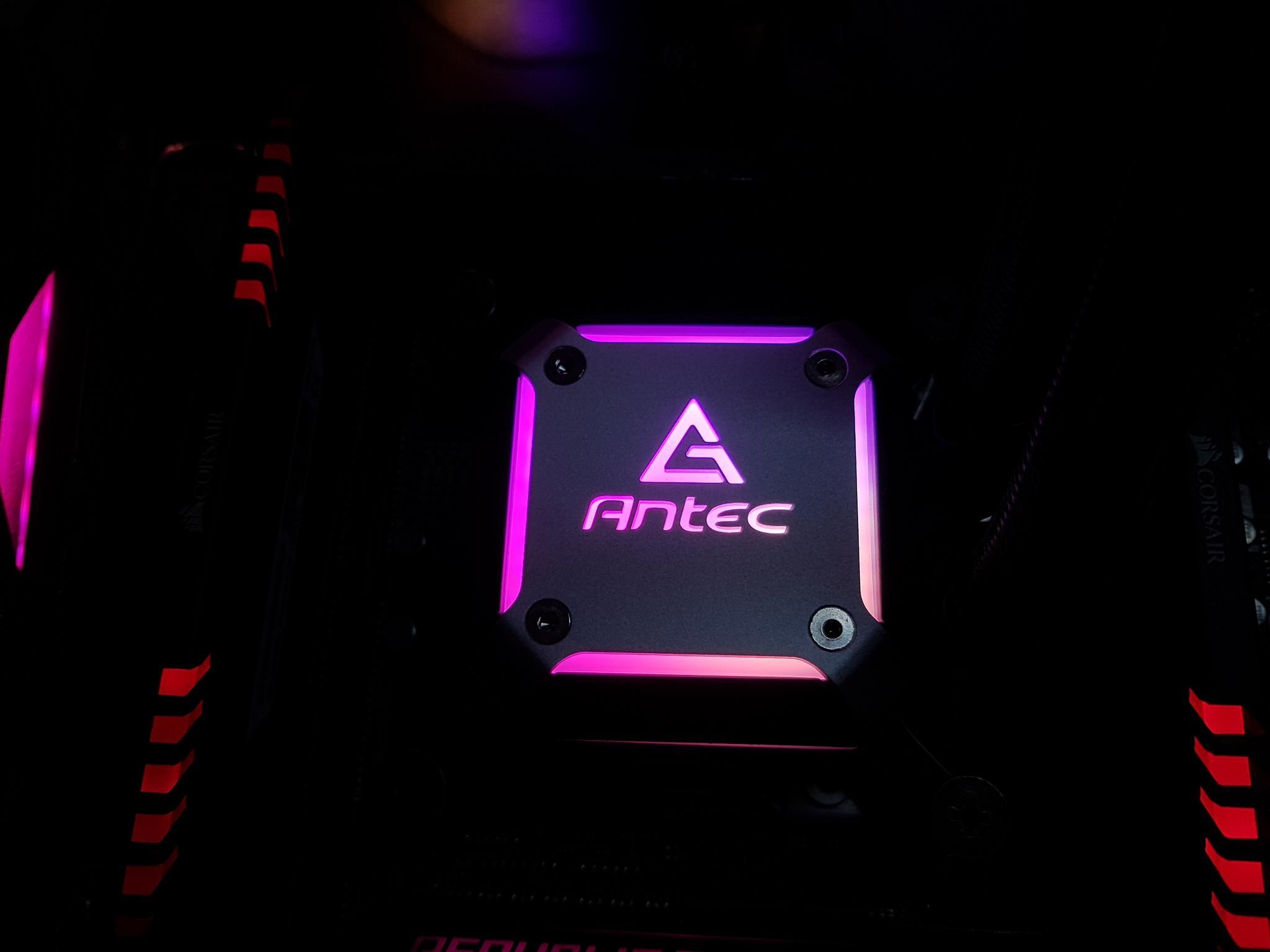 Antec Neptune 240 ARGB CPU Cooler Review