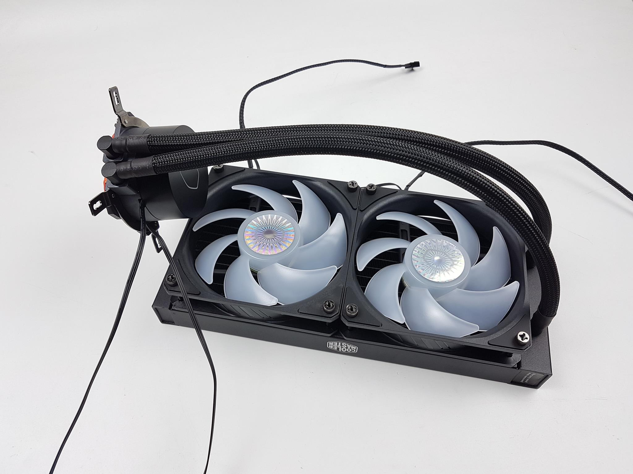 Cooler Master ML240L V2 ARGB Cooler Review