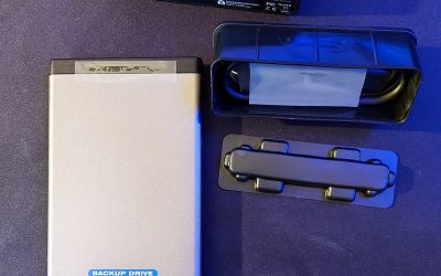 SECUREDRIVE BackupDrive 1TB HDD Review