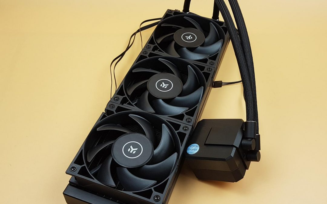EK-AIO Basic 360 Cooler Review