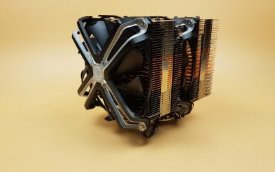 ZALMAN CNPS20X CPU Air Cooler Review