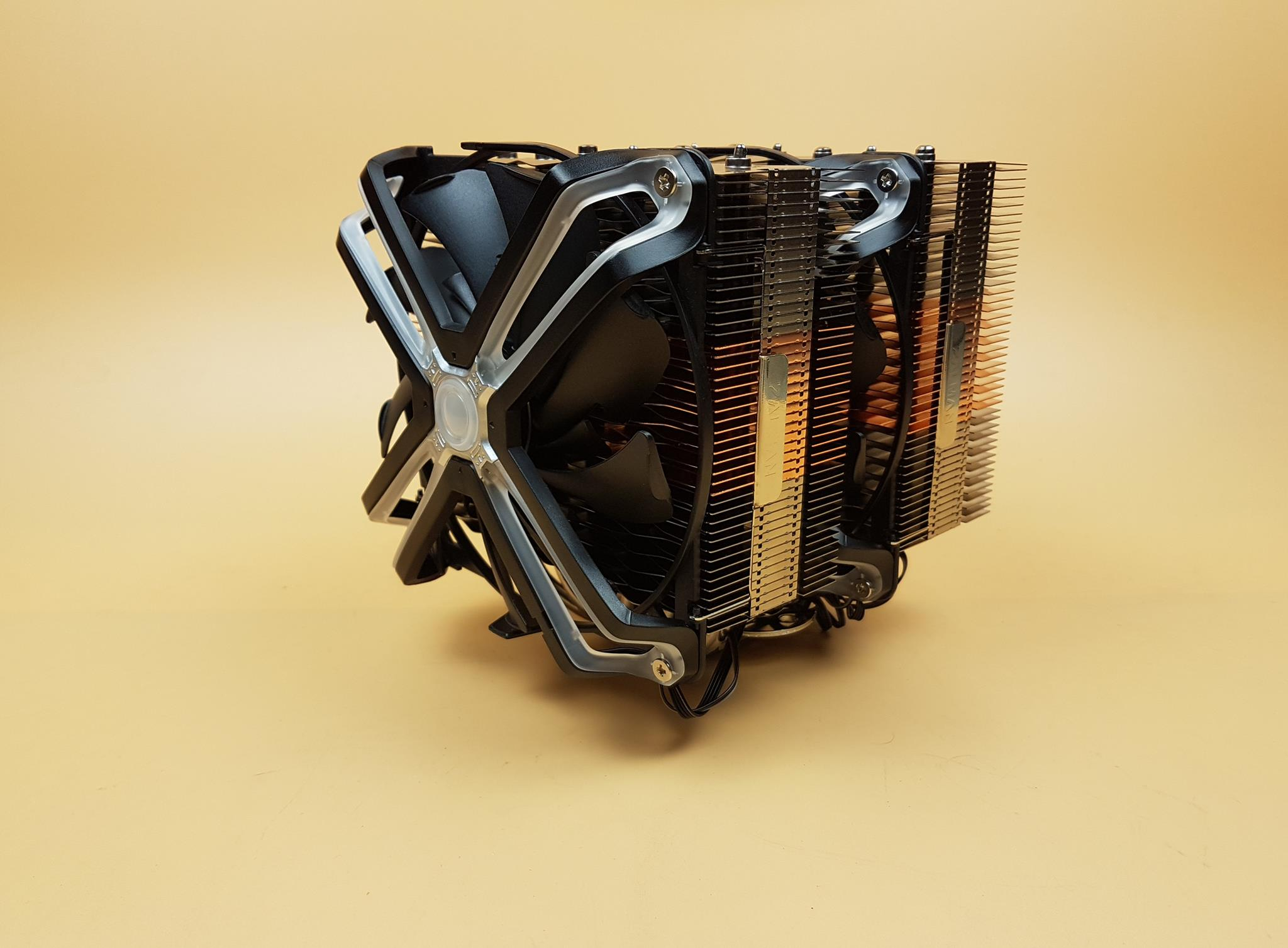 ZALMAN CNPS20X CPU Air Cooler Review