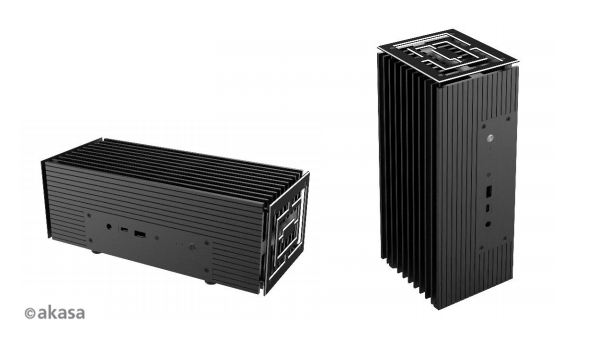 Meet  The Turing A50: Akasa's latest fanless chassis