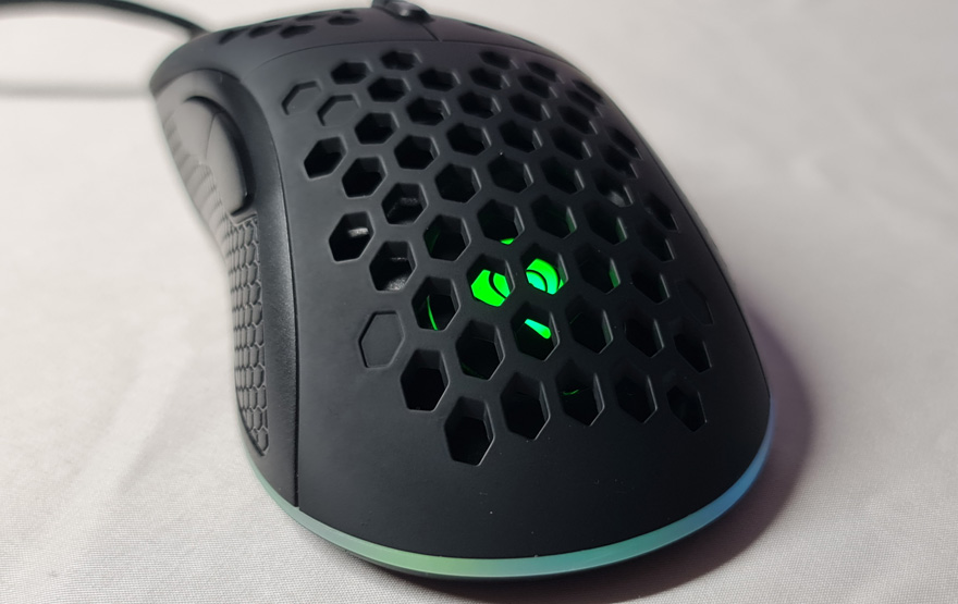 Genesis Krypton 550 Gaming Mouse Review