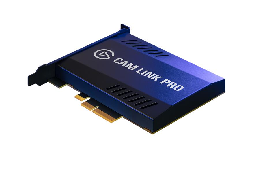 Multi Camera Production Made Easy – Elgato Launches Cam Link Pro