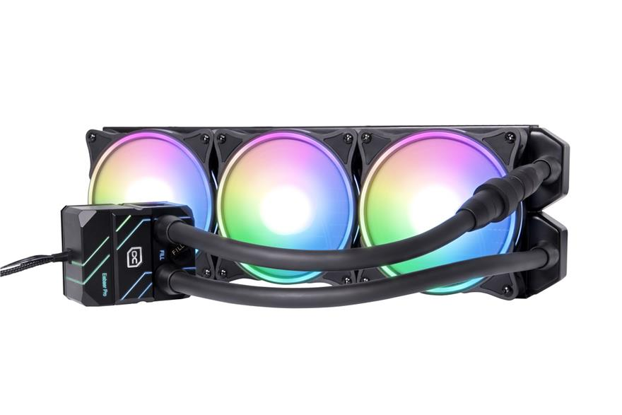 """Alphacool today presents the Alphacool Eisbaer Pro Aurora 240/360 CPU """"All-in-One"""""""